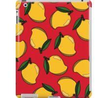 MANGO - RED iPad Case/Skin