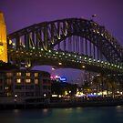 Sydney Harbour Bridge by makatoosh