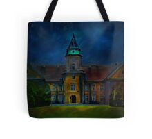 Dzikow Castle Tote Bag