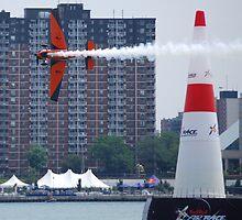 2010 Detroit Red Bull Air Race by Michael J McGrath