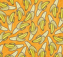 VINTAGE - BANANA by tosojourn