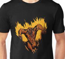 Demon Creature Tearing Unisex T-Shirt