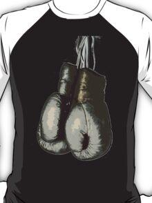 Vintage Boxing Gloves T-Shirt