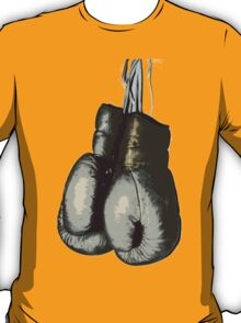 Vintage Boxing Gloves T-Shirt