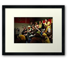 The Spirit of Sport Framed Print
