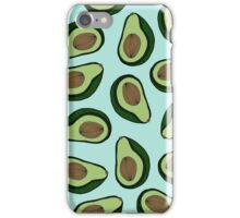 AVOCADO - MINT iPhone Case/Skin