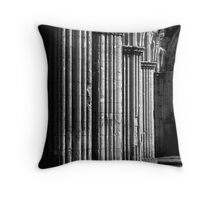Rievaulx Abbey Throw Pillow