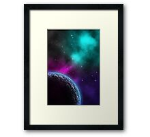 Nebulous Clouds Framed Print