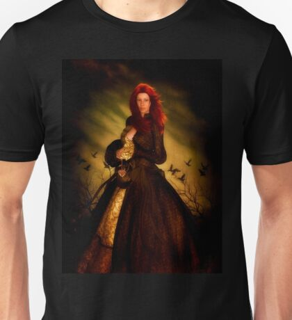 She Waits Unisex T-Shirt
