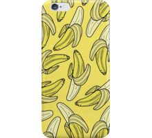 BANANA - YELLOW iPhone Case/Skin
