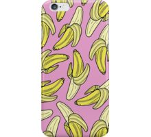 BANANA - PINK iPhone Case/Skin