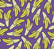 BANANA - PURPLE by tosojourn