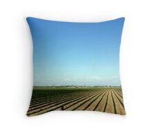 Fruited Plains Throw Pillow