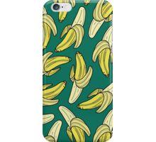 BANANA - EMERALD iPhone Case/Skin