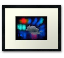 ©HCS Clouds Laboratory IA. Framed Print