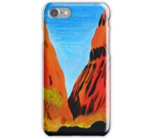 Colours of the Outback iPhone Case/Skin