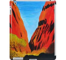 Colours of the Outback iPad Case/Skin