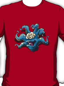Happy Tentacle head chest burster T-Shirt