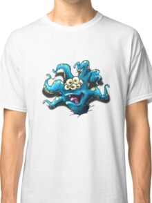 Happy Tentacle head chest burster Classic T-Shirt