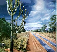 Country Road by Patricia Howitt