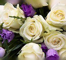 Bridal Bouquet by Lynne Morris