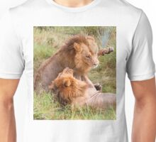 Big Cats Play Unisex T-Shirt