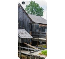 Sawmill at Sturbridge  iPhone Case/Skin