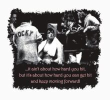 Rocky Quote #1 Kids Clothes