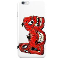 Angry Pumpkins  iPhone Case/Skin
