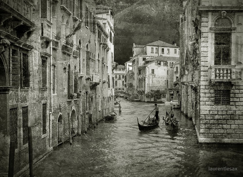 Old Venice by Laurent Hunziker
