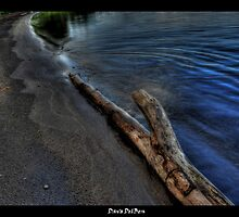 Wooden Transition by Dave DelBen