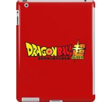 Dragon Ball Super iPad Case/Skin