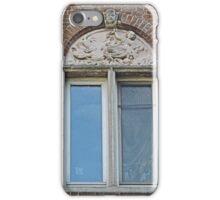 Window, Bruges, Belgium iPhone Case/Skin