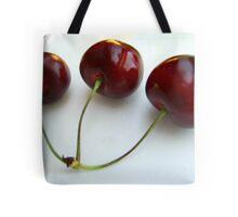 Tri Berry Tote Bag