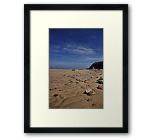 Beachscape 1 Framed Print