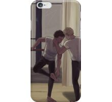 Balletlock iPhone Case/Skin