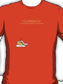 Clinomania Gudetama T-Shirt