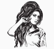 Icon: Amy Winehouse T-Shirt