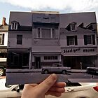 Looking Into the Past: Main Street, Annapolis, MD by Jason Powell