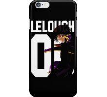 Lelouch 00 2 iPhone Case/Skin
