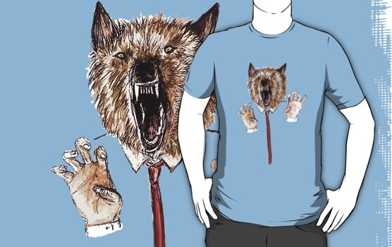 Play Wolf - Extended Tie version  by DesignBakery