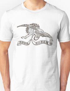 Asian Art Crane T-Shirt