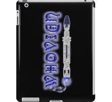 Whovian Screwdriver iPad Case/Skin