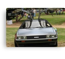 Back to the future..... Canvas Print
