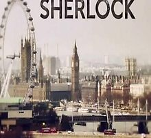 Sherlock & London by thescudders