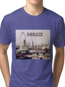 Sherlock & London Tri-blend T-Shirt