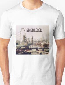 Sherlock & London Unisex T-Shirt