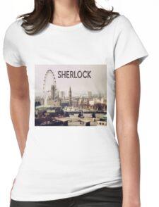 Sherlock & London Womens Fitted T-Shirt