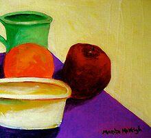 On The Edge by Marita McVeigh