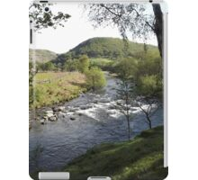A riverside view iPad Case/Skin